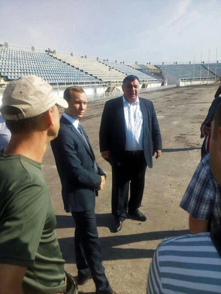Стало відомо на якій стадії реконструкція стадіону «Трудові резерви» у Білій Церкві , фото-4