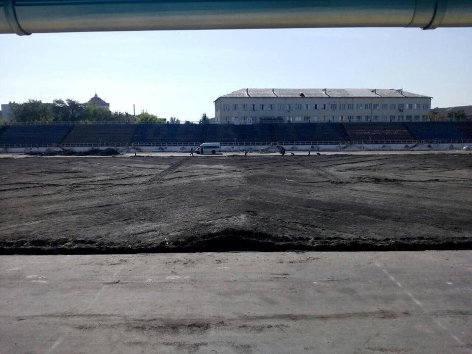 Стало відомо на якій стадії реконструкція стадіону «Трудові резерви» у Білій Церкві , фото-1