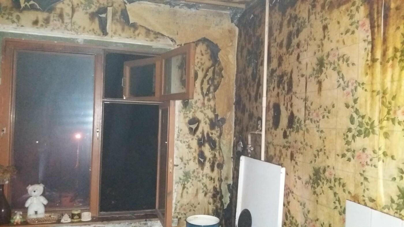 Вночі в Білій Церкві горіла квартира: є постраждалі, фото-2