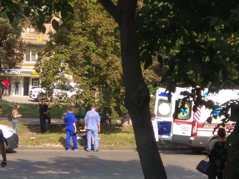 У Білій Церкві збили жінку, яка переходила дорогу в непризначеному місці, фото-3