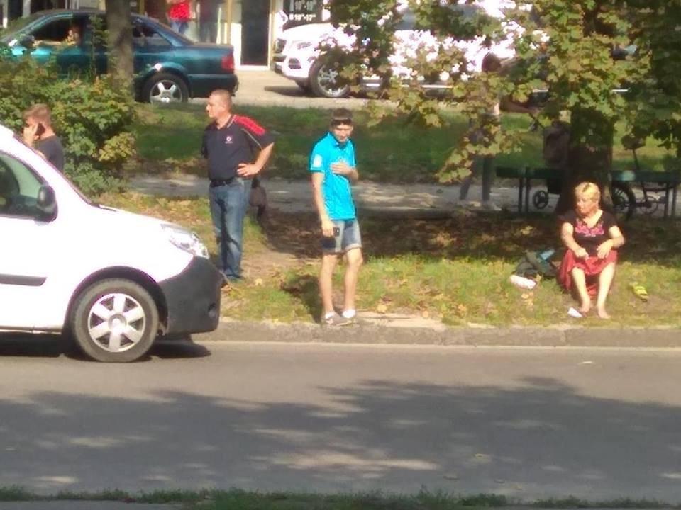 У Білій Церкві збили жінку, яка переходила дорогу в непризначеному місці, фото-1