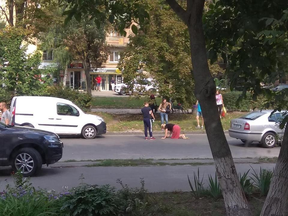 У Білій Церкві збили жінку, яка переходила дорогу в непризначеному місці, фото-2