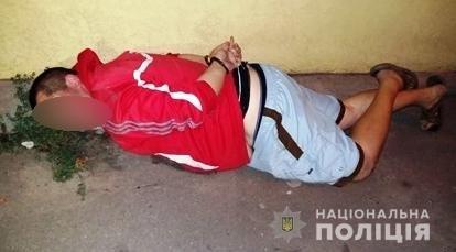 """У Білій Церкві """"на гарячому"""" затримали крадіїв оргтехніки, фото-1"""