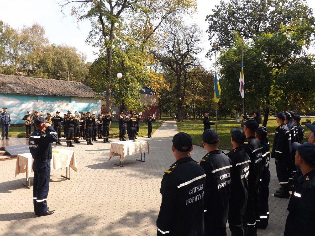 14 рятувальників Білої Церви присягнули на вірність українському народові, фото-8