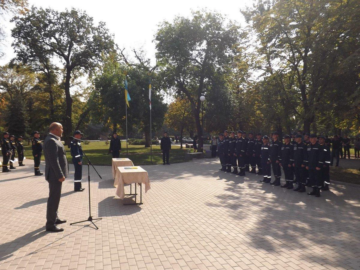 14 рятувальників Білої Церви присягнули на вірність українському народові, фото-7
