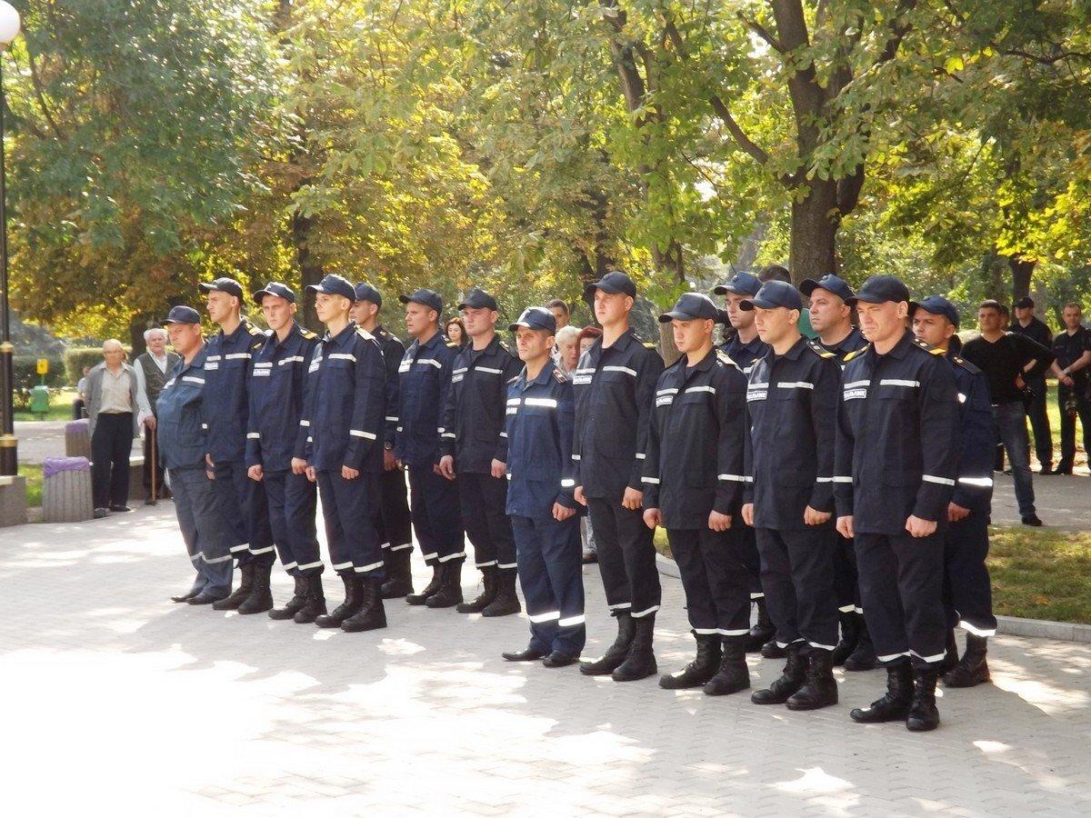14 рятувальників Білої Церви присягнули на вірність українському народові, фото-5