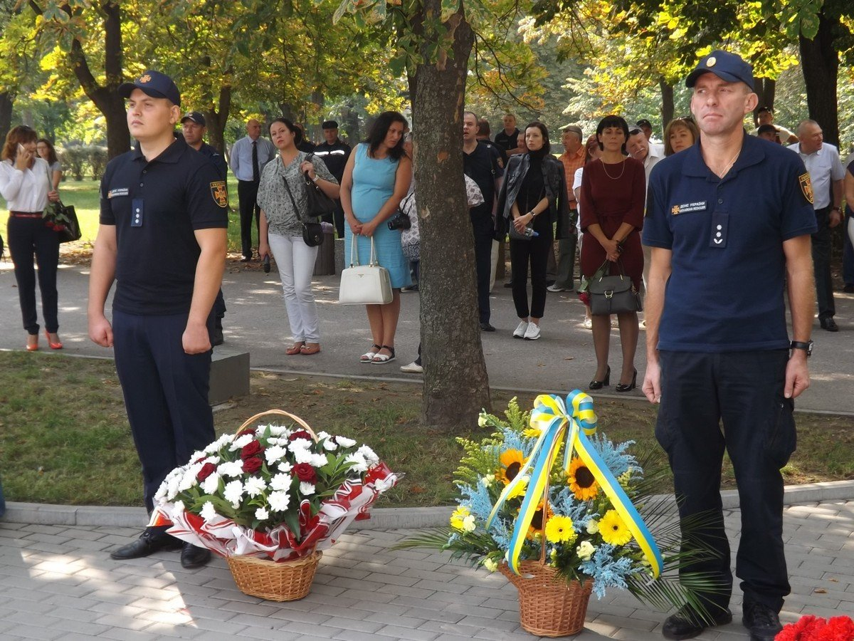 14 рятувальників Білої Церви присягнули на вірність українському народові, фото-4