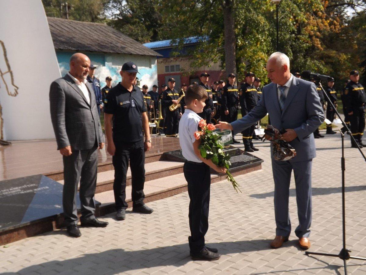 14 рятувальників Білої Церви присягнули на вірність українському народові, фото-1