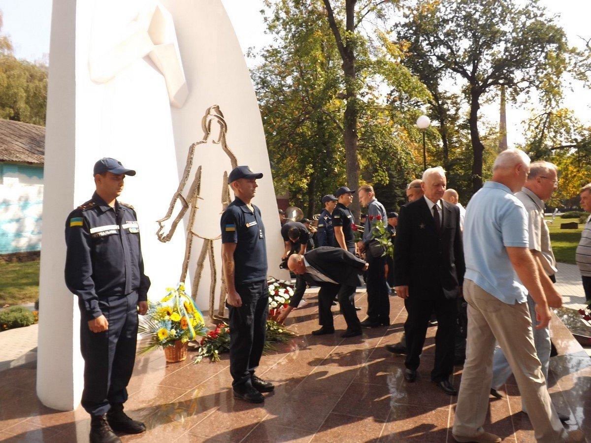 14 рятувальників Білої Церви присягнули на вірність українському народові, фото-3