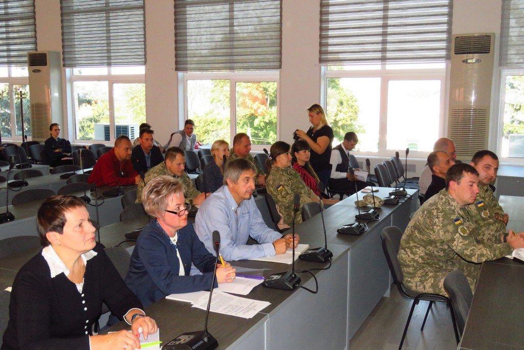 У Білій Церкві обговорили проблеми реабілітації учасників бойових дій, фото-2