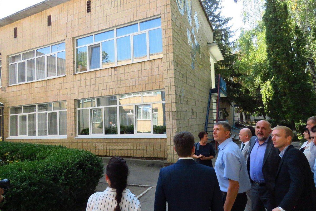 В рамках міжнародної співпраці в Білоцерківському садочку № 32 замінили старі вікна, фото-7