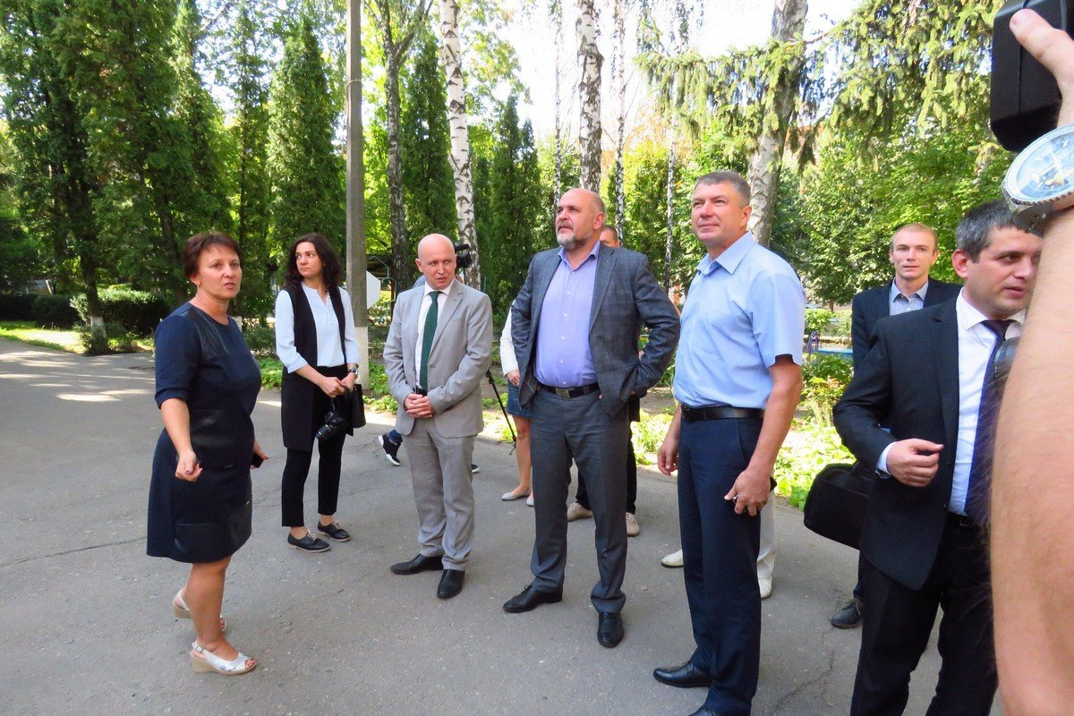 В рамках міжнародної співпраці в Білоцерківському садочку № 32 замінили старі вікна, фото-9