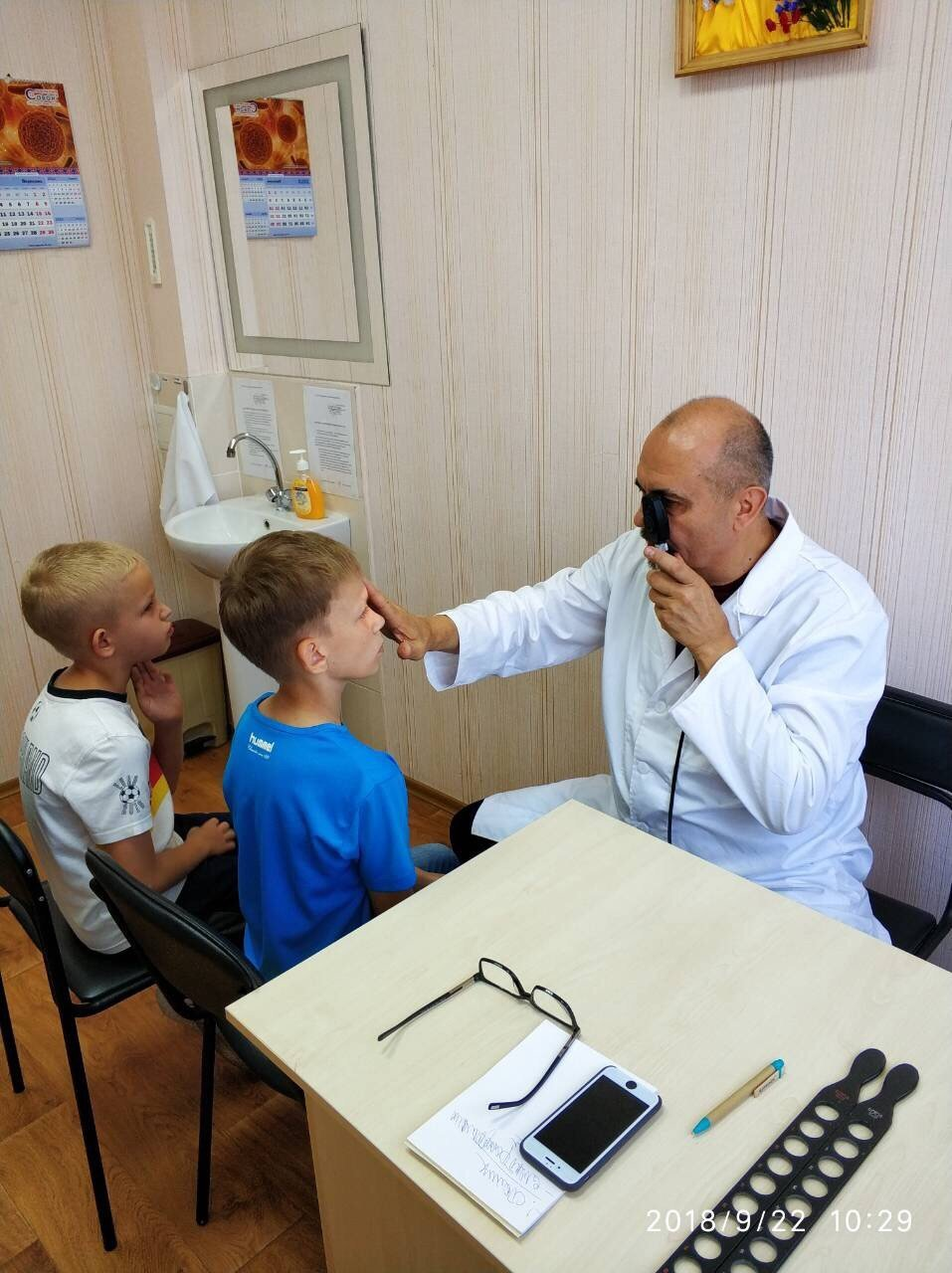 Кращі дитячі офтальмологи України провели безкоштовний прийом у Білій Церкві, фото-9