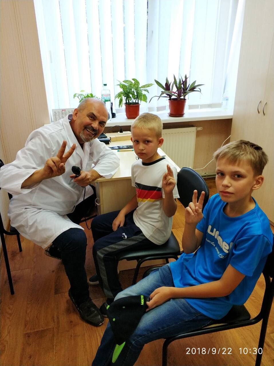 Кращі дитячі офтальмологи України провели безкоштовний прийом у Білій Церкві, фото-7