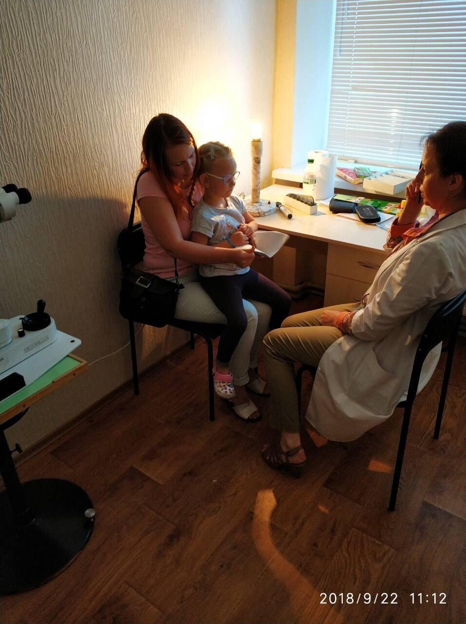 Кращі дитячі офтальмологи України провели безкоштовний прийом у Білій Церкві, фото-5