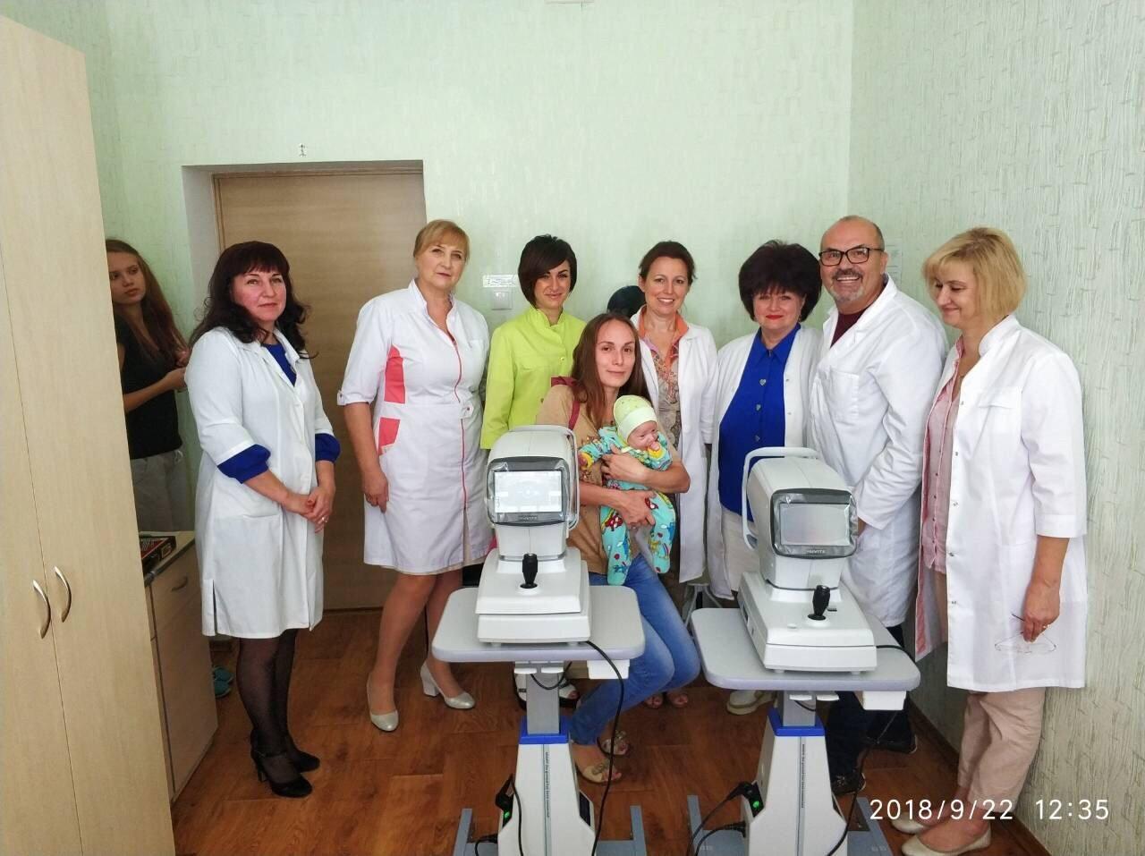 Кращі дитячі офтальмологи України провели безкоштовний прийом у Білій Церкві, фото-1