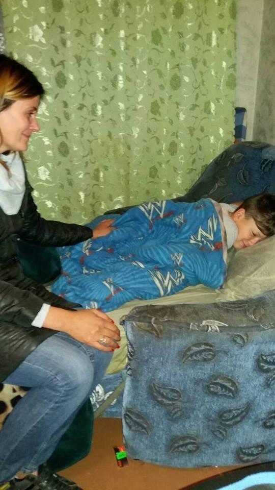 Білоцерківські рятувальники визволили з квартири 9-річного хлопчика, фото-2
