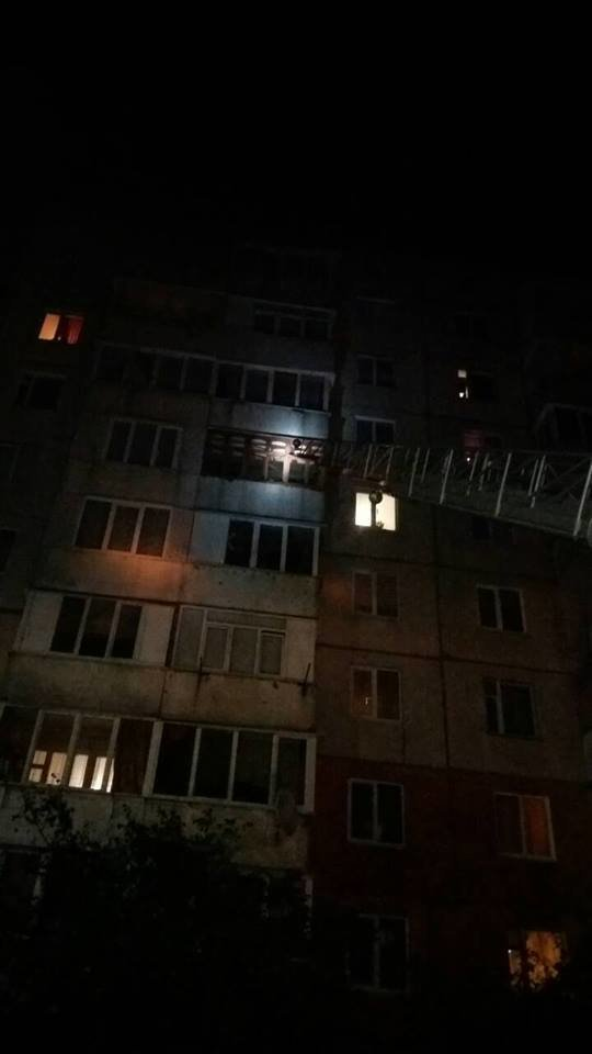 Білоцерківські рятувальники визволили з квартири 9-річного хлопчика, фото-1