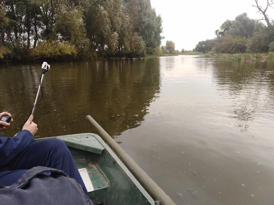Річку Рось забруднюють фекаліями , фото-6