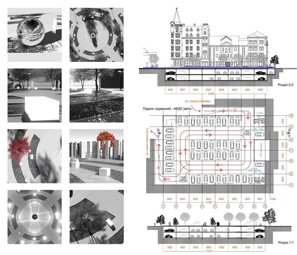 У Білій Церкві обрали кращий проект з реконструкції площі по вулиці Героїв Небесної Сотні , фото-5
