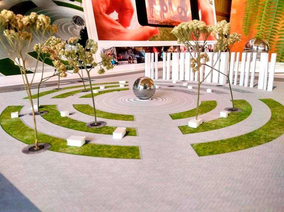 У Білій Церкві обрали кращий проект з реконструкції площі по вулиці Героїв Небесної Сотні , фото-1