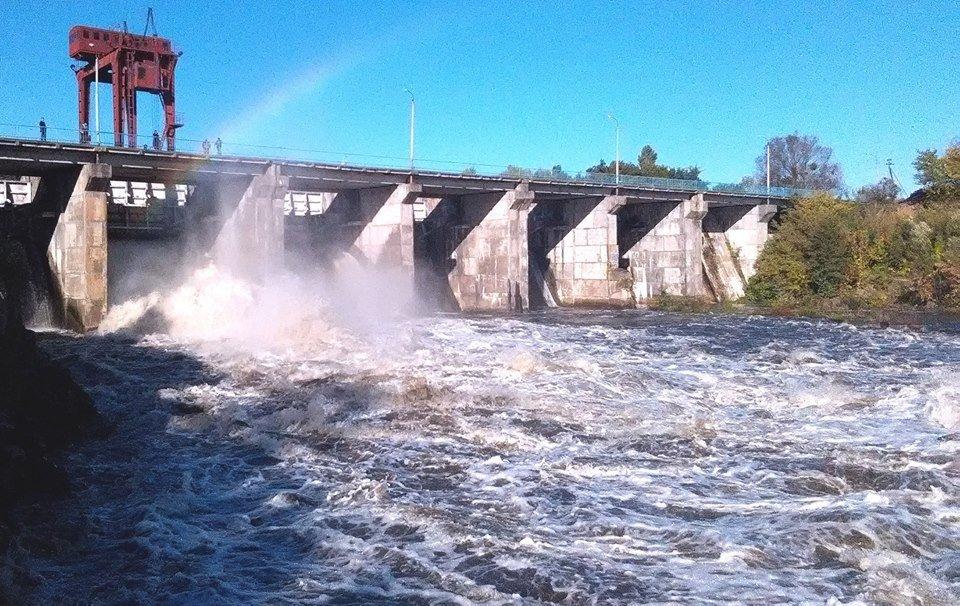 На Білоцерківщині розпочалася осіння промивка водосховищ на річці Рось  , фото-5