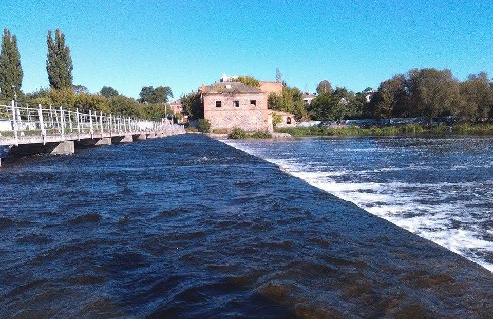 На Білоцерківщині розпочалася осіння промивка водосховищ на річці Рось  , фото-3