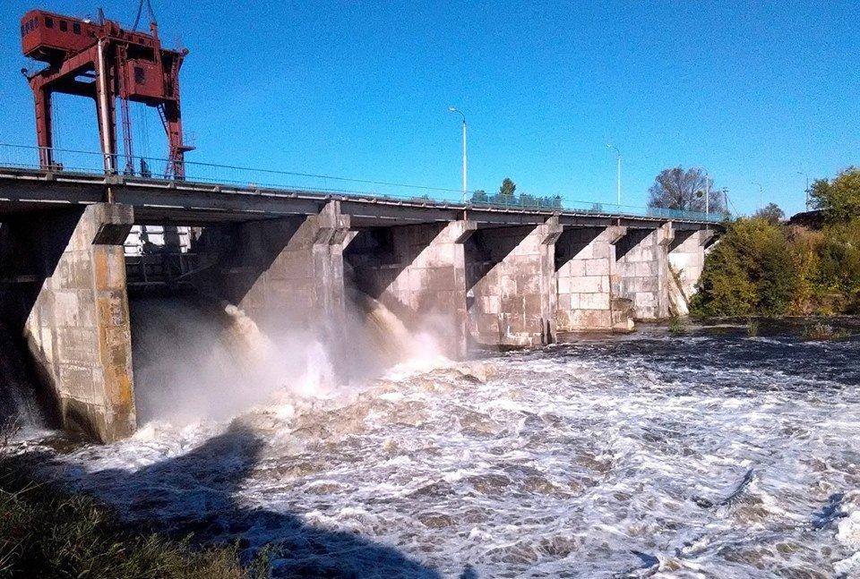 На Білоцерківщині розпочалася осіння промивка водосховищ на річці Рось  , фото-6