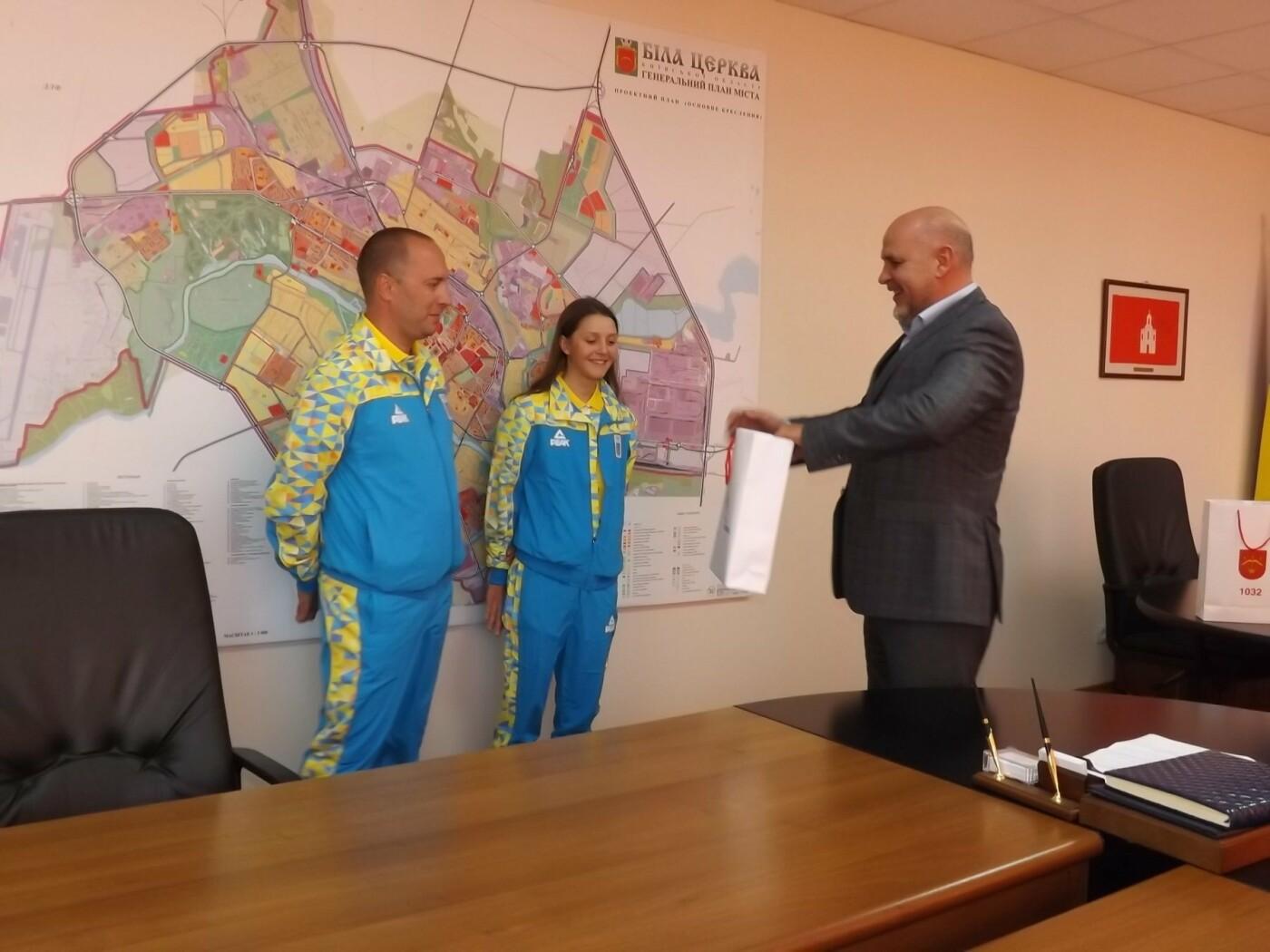 Ольга Кулинич із Білої Церкви представлятиме Україну на Олімпійських іграх, фото-1