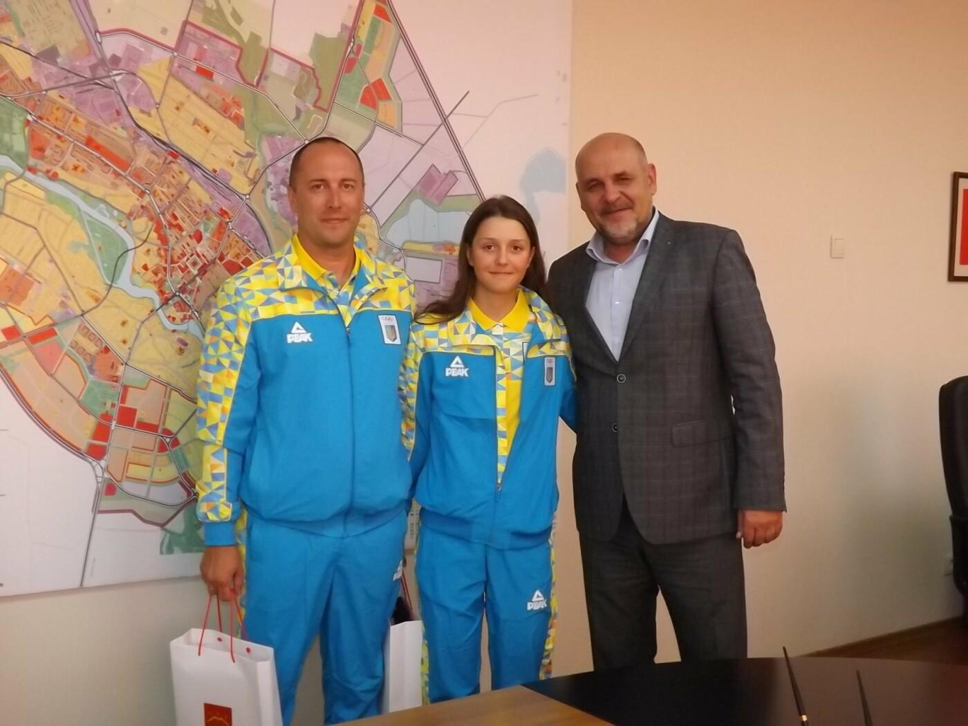 Ольга Кулинич із Білої Церкви представлятиме Україну на Олімпійських іграх, фото-2