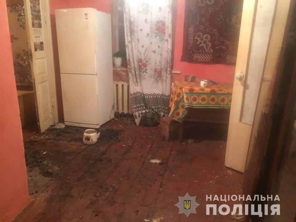 На Білоцерківщині живцем підпалили чоловіка (ФОТО), фото-1