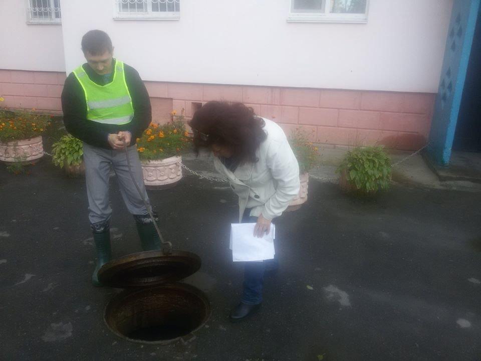 У Білій Церкві виявили потрапляння хозфекальних стоків у зливову каналізацію, фото-1