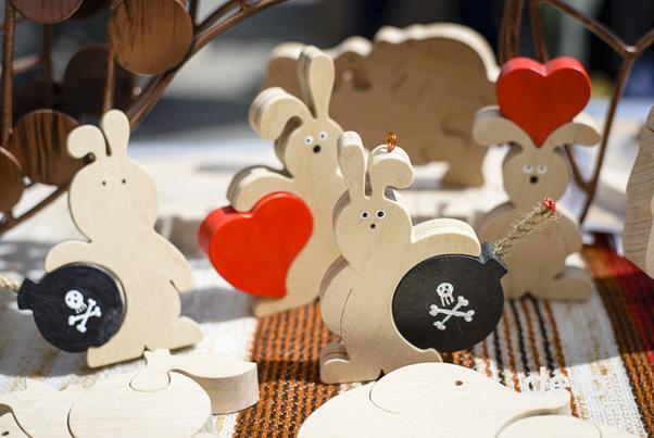 У Білій Церкві ветеран АТО створює унікальні іграшки ручної роботи, фото-3