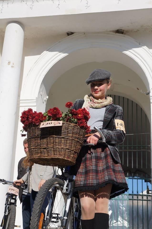 Tweed Run: У Білій Церкві вперше відбувся ретро-велопробіг у англійському стилі, фото-18