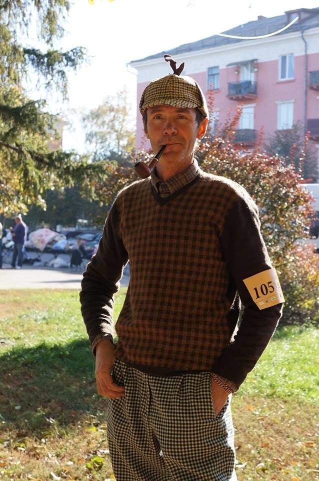 Tweed Run: У Білій Церкві вперше відбувся ретро-велопробіг у англійському стилі, фото-19