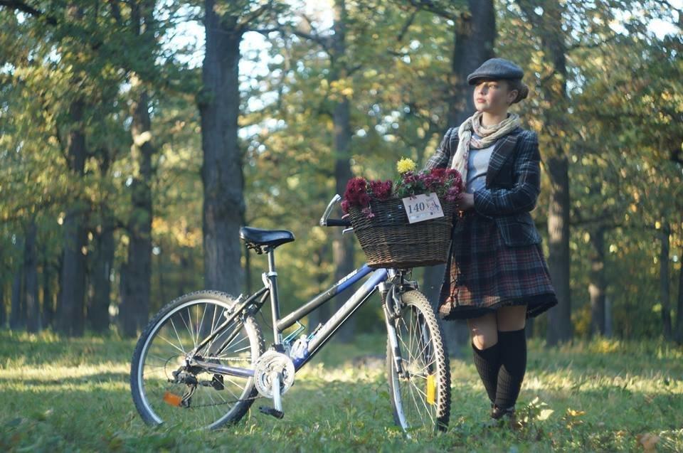 Tweed Run: У Білій Церкві вперше відбувся ретро-велопробіг у англійському стилі, фото-12