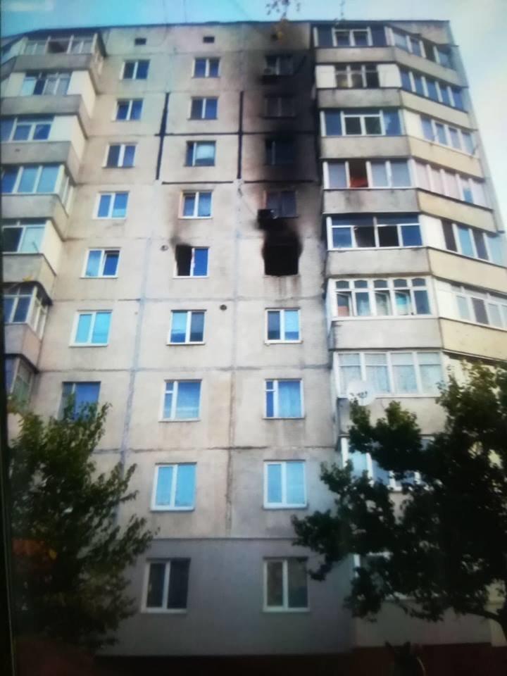 У Білій Церкві під час пожежі врятували хлопця: жінка згоріла заживо, фото-1