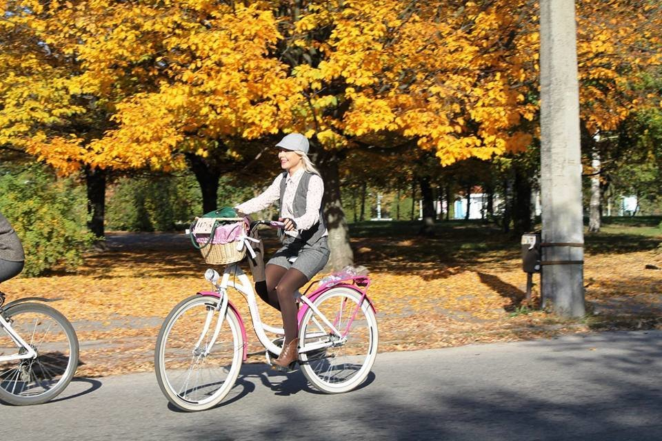 Tweed Run: У Білій Церкві вперше відбувся ретро-велопробіг у англійському стилі, фото-2