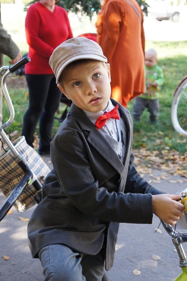 Tweed Run: У Білій Церкві вперше відбувся ретро-велопробіг у англійському стилі, фото-3