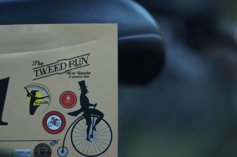 Tweed Run: У Білій Церкві вперше відбувся ретро-велопробіг у англійському стилі, фото-15