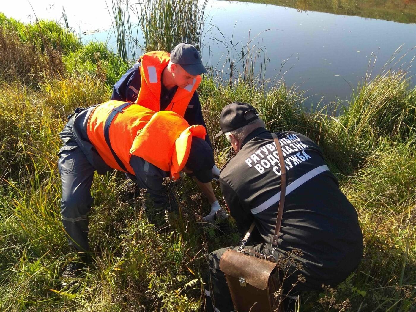 У Білій Церкві в річці Рось знайшли тіло мертвої жінки, фото-1