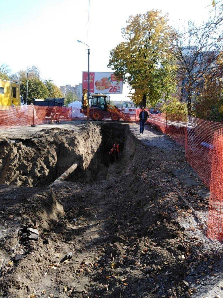 Білоцерківвода не встигає завершити ремонт водопроводу у встановлені терміни, фото-1