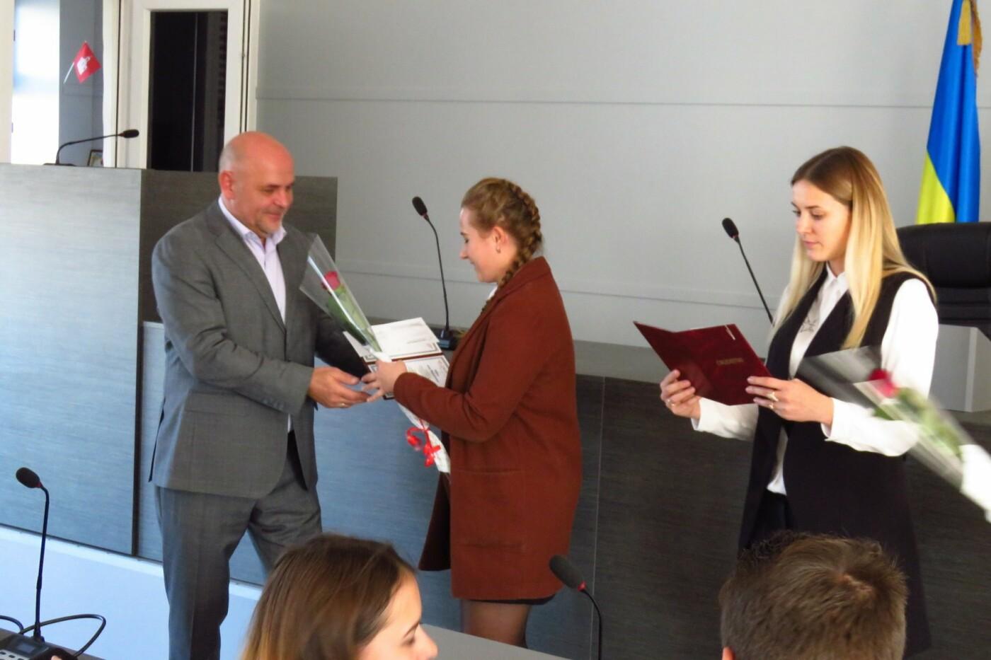 21 студент Білої Церкви отримав стипендію міського голови, фото-7