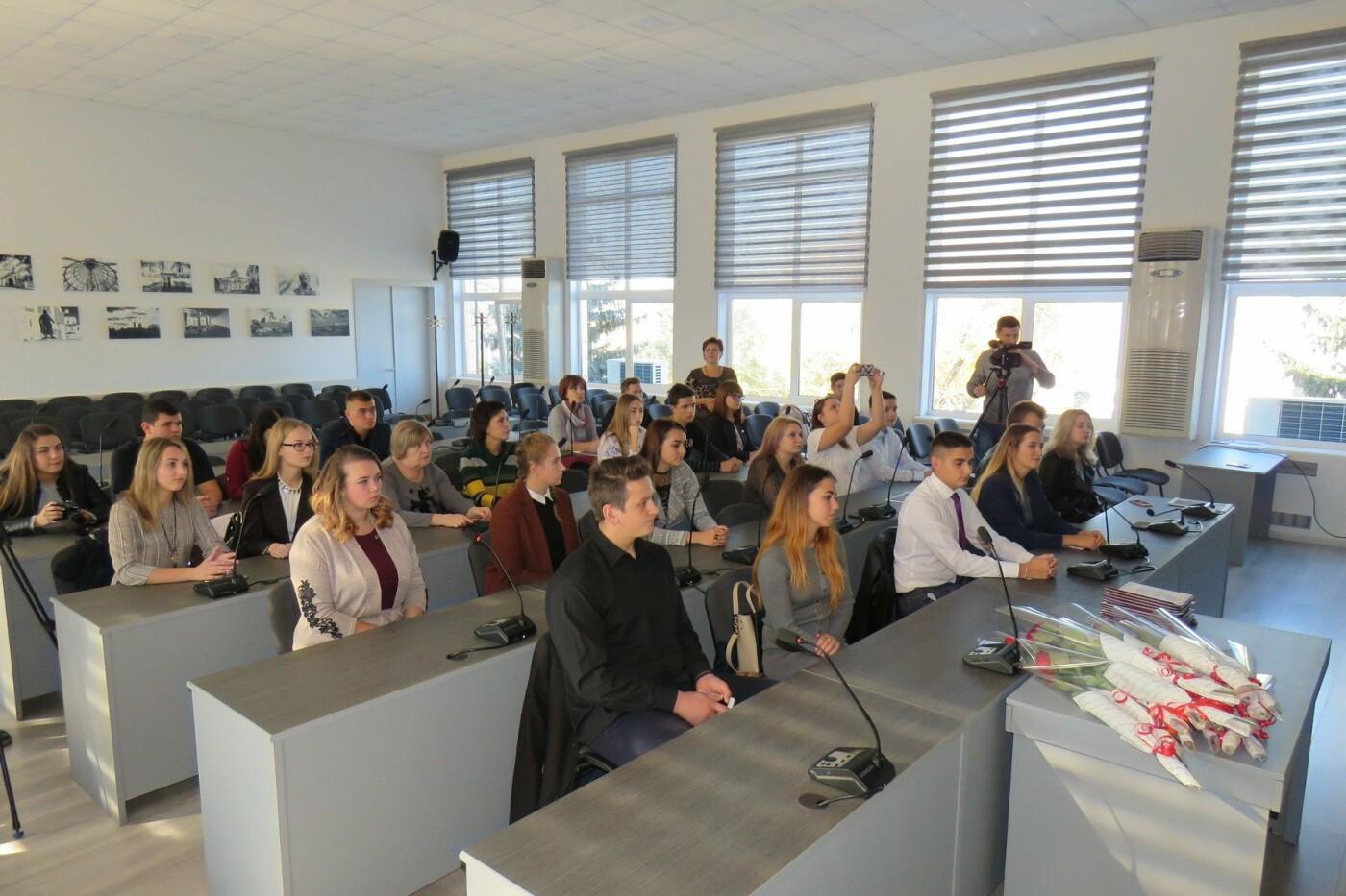 21 студент Білої Церкви отримав стипендію міського голови, фото-4