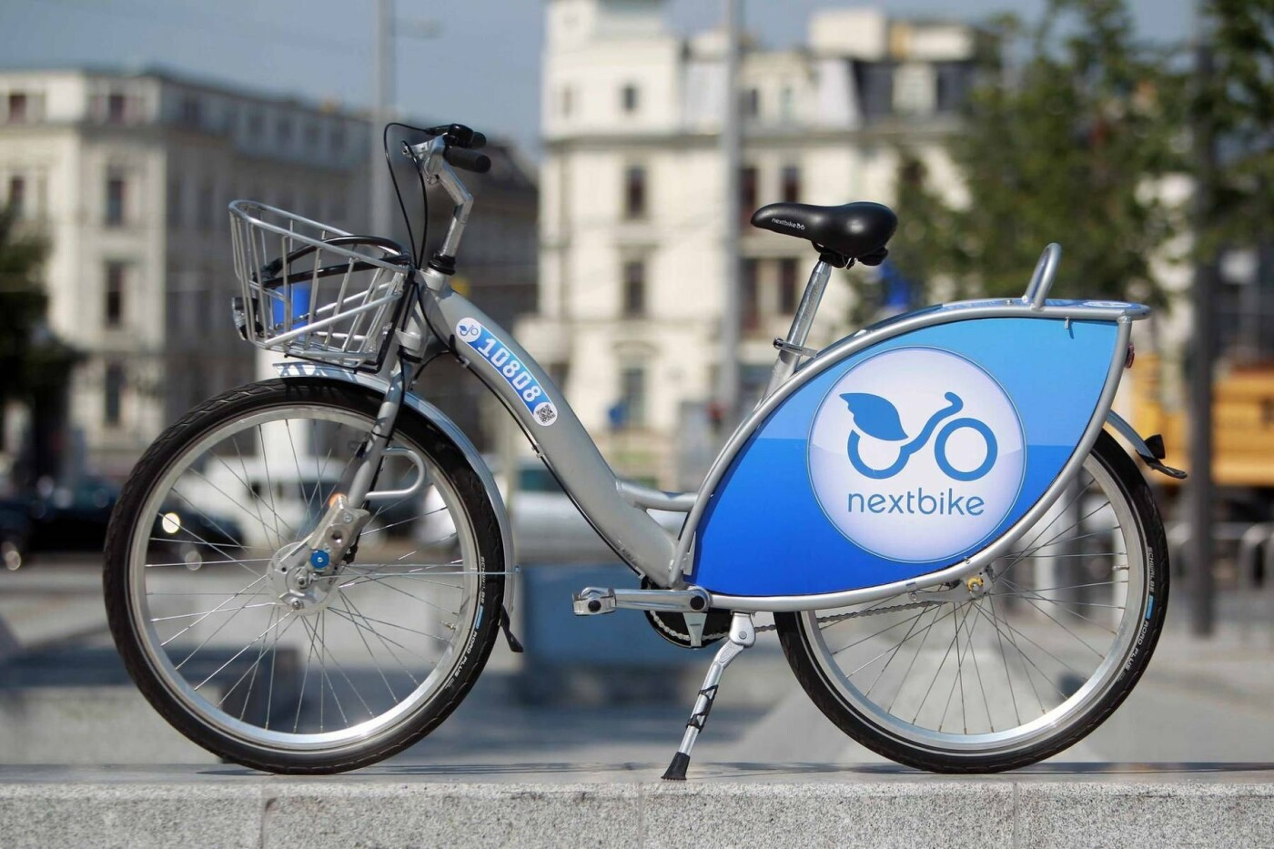 Nextbike у Білій Церкві! У місті встановлять станції велопрокату, фото-1