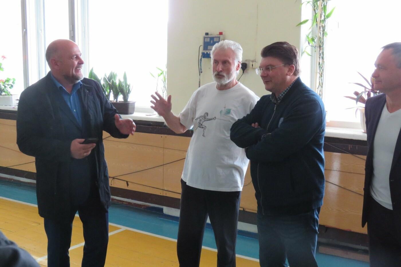 У Білу Церкву завітав міністр з питань спорту , фото-9