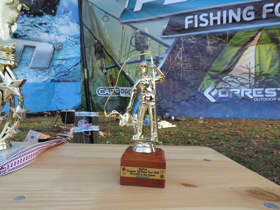 У Білій Церкві відбувся фестиваль зі спінінгової риболовлі , фото-2