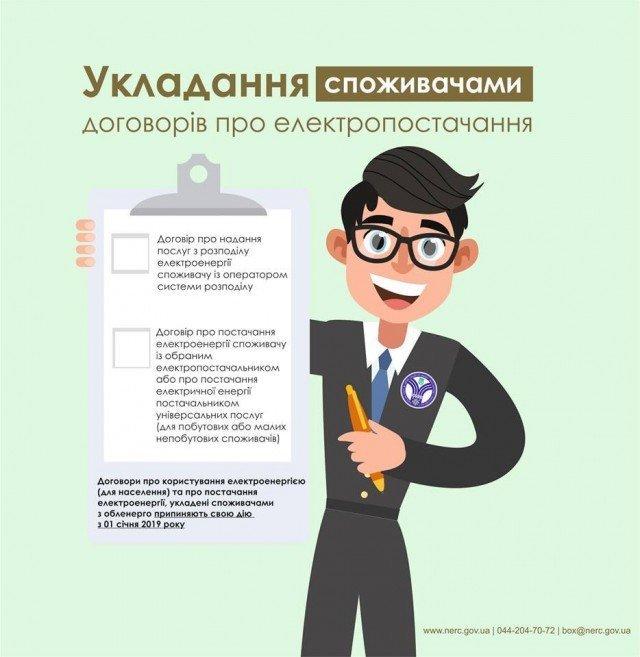До уваги білоцерківців: З 1 січня 2019 року змінюються правила оплати електроенергії , фото-1