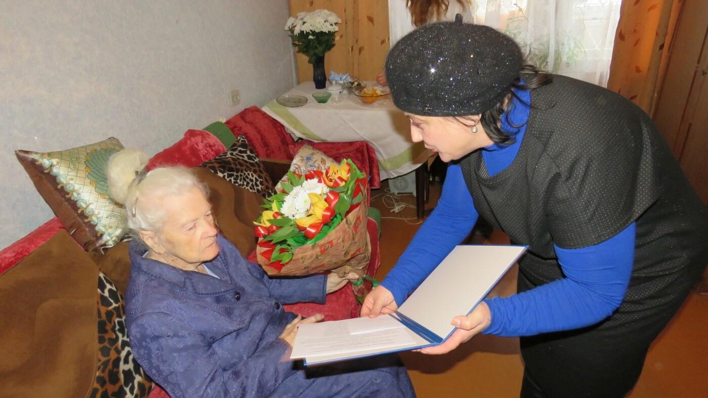 Двоє білоцерківців-довгожителів відзначили сторічний ювілей, фото-3