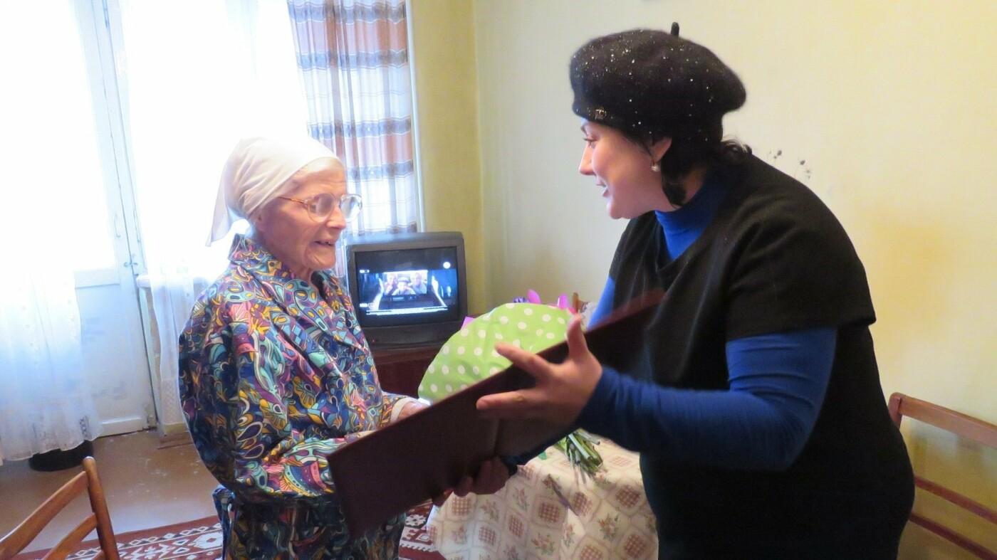 Двоє білоцерківців-довгожителів відзначили сторічний ювілей, фото-1
